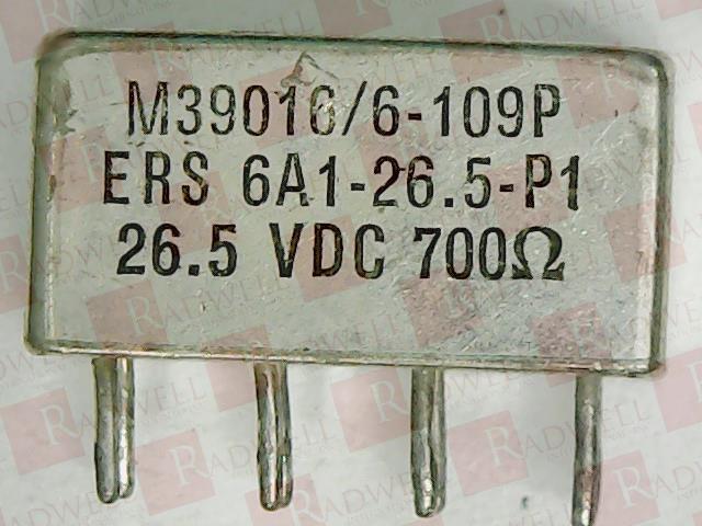 M390166109L ALLIED CONTROLS M39016//6-109L BRAND NEW