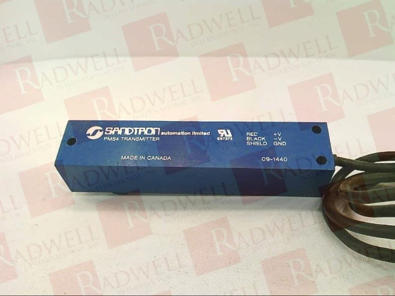 SANDTRON AUTOMATION PRODUCTS 09-1440