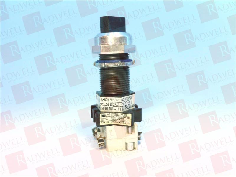AKRON ELECTRIC XP2SSC-1