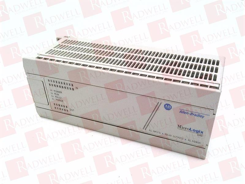 1761-L32AWA by ALLEN BRADLEY - Buy or Repair at Radwell - Radwell com
