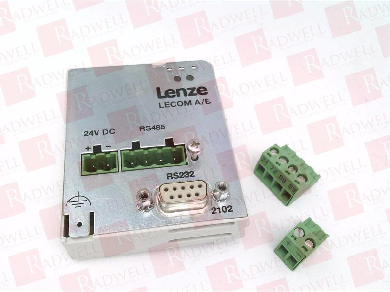 LENZE EMF2102IBC-V001