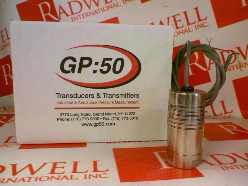 GP50 211-B-SZ-50PSIG