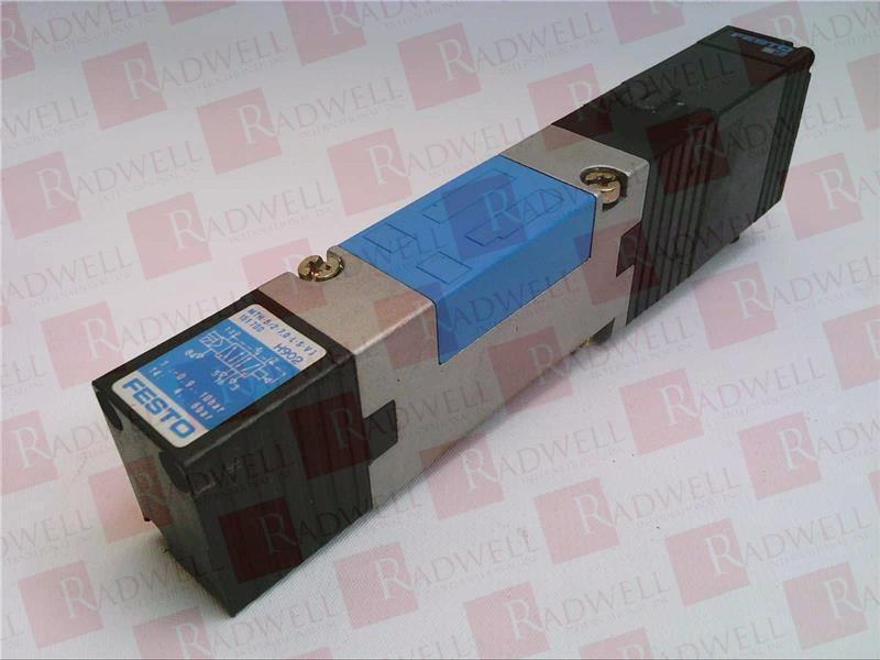 FESTO ELECTRIC MTH-5/2-7.0-L-S-VI 1