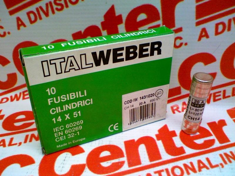 ITALWEBER 1431020