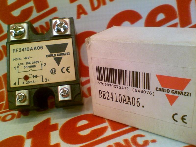 CARLO GAVAZZI RE2410-AA06