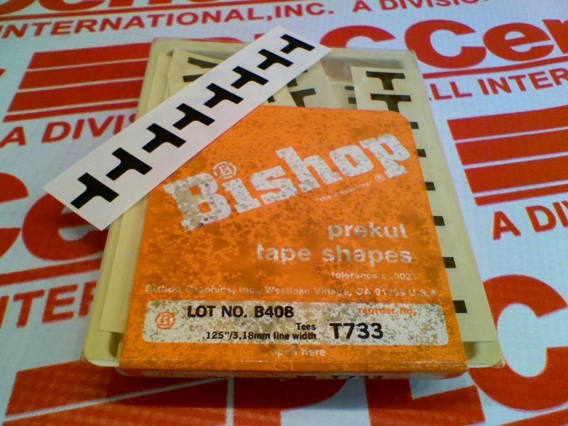 BISHOP GRAPHICS T733