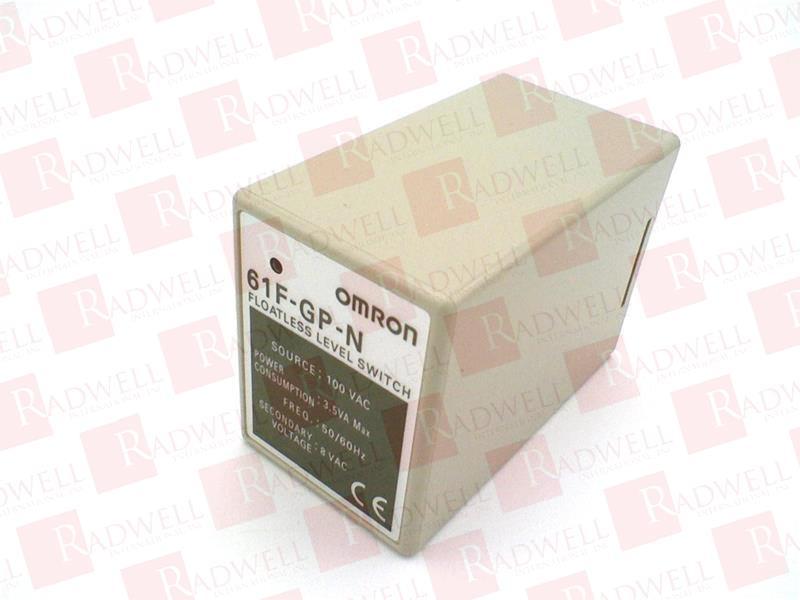 OMRON 61F-GP-N AC100