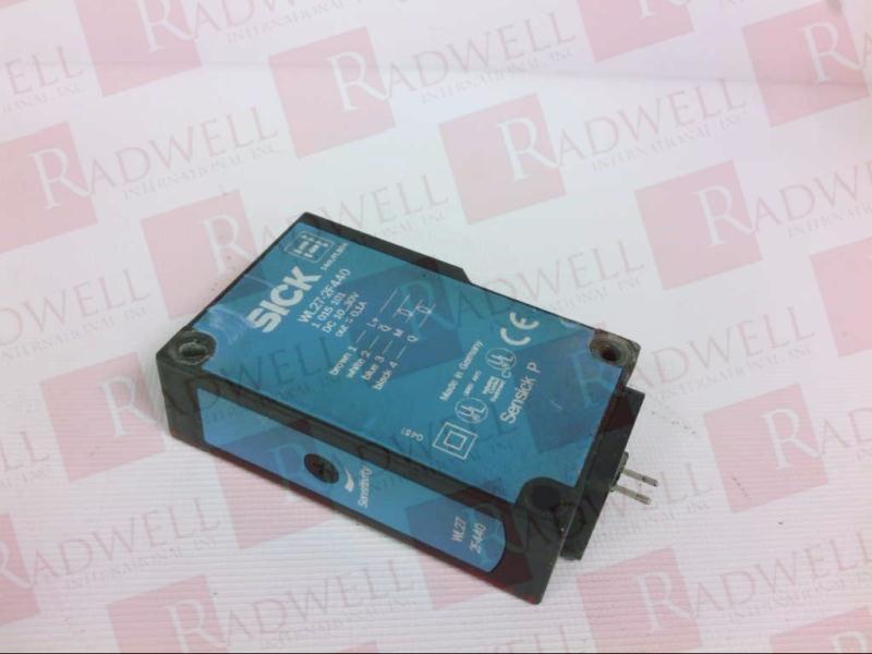 SICK OPTIC ELECTRONIC WL-27-2F440