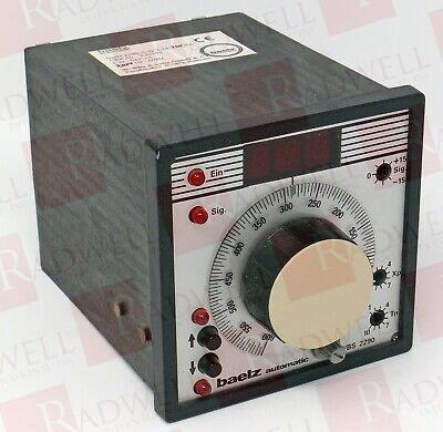 BAELZ WBS-2290-A-D-2.4-230-SA-S16
