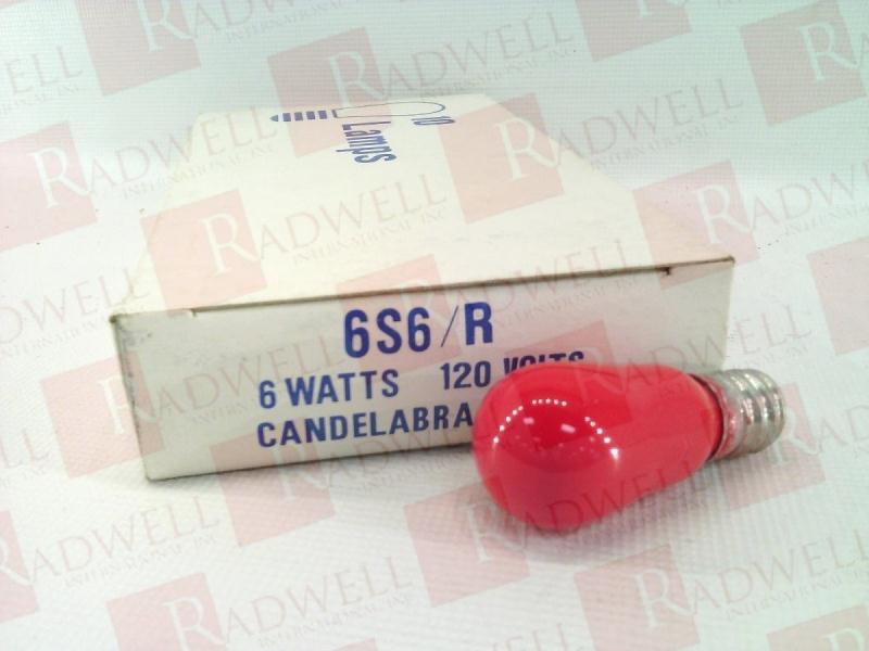 SYLVANIA ECG 6S6/R