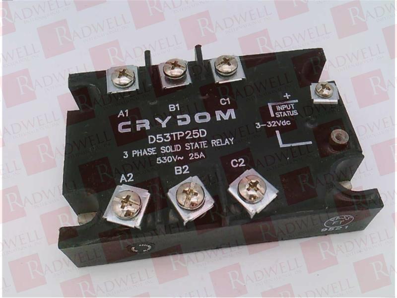 CRYDOM D53TP25D