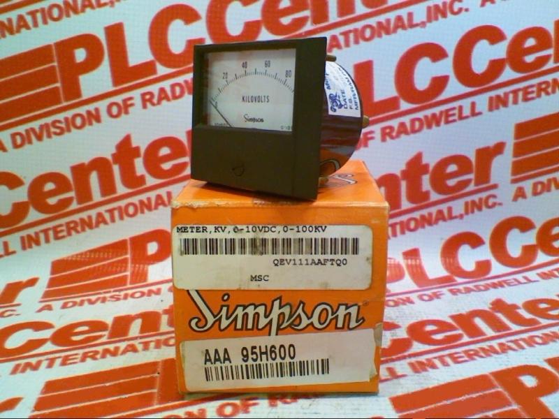 SIMPSON 2122