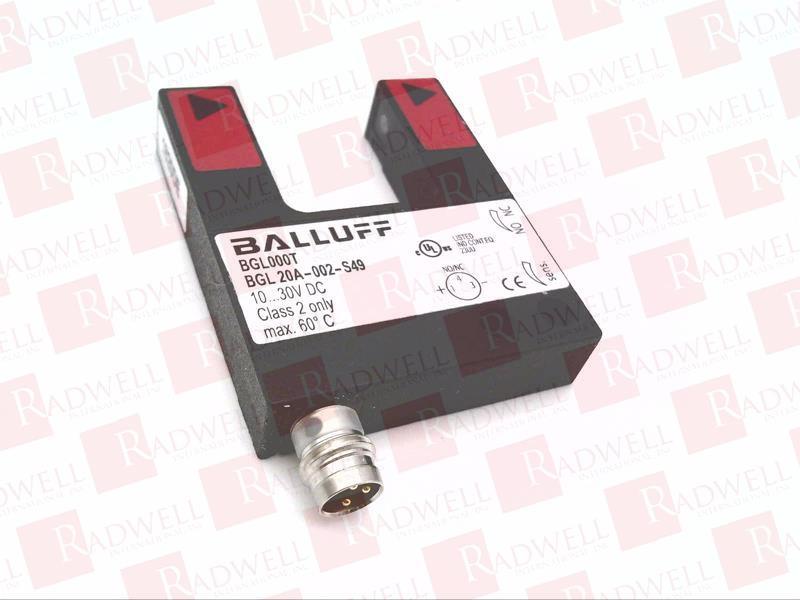 BALLUFF BGL 20A-002-S49