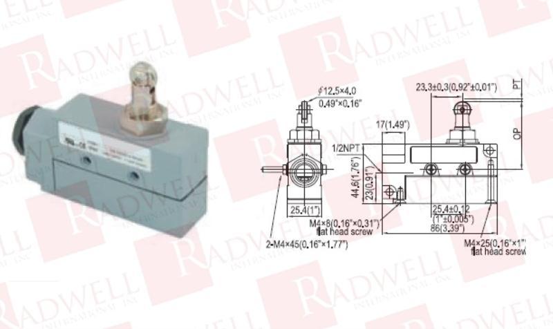 RADWELL VERIFIED SUBSTITUTE E47BLS07SUB