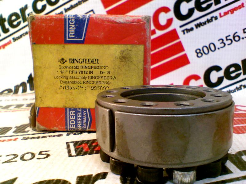 RINGFEDER 1-1/4-RFN7012-IN