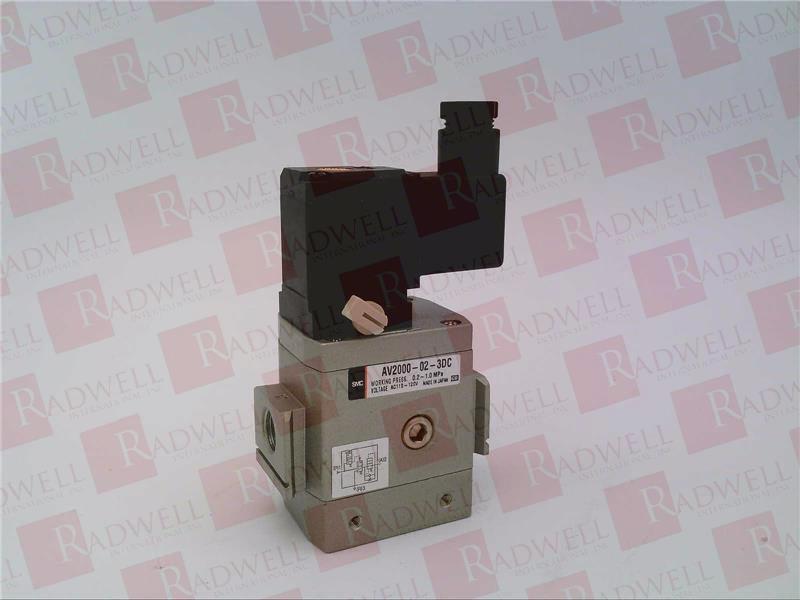 SMC AV2000-02-3DC