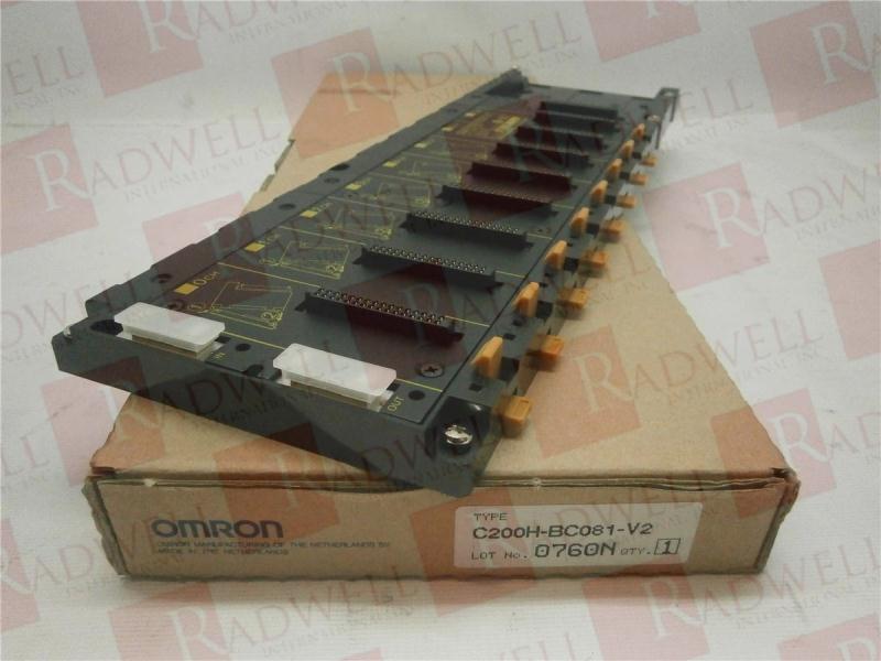 OMRON C200H-BC081 2