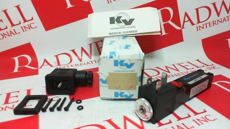 KVE11145 by PARKER - Buy or Repair at Radwell - Radwell com