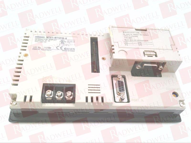 OMRON NT21-ST121B-E
