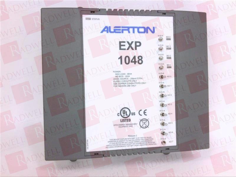 ALERTON EXP-1048