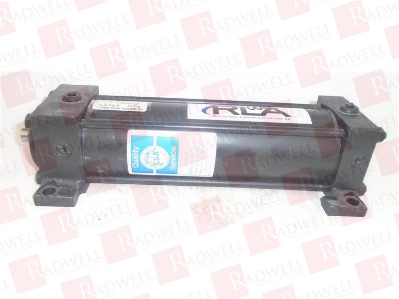 ROCKFORD LINEAR ACTUATION PH-MS2-2.50X7.50