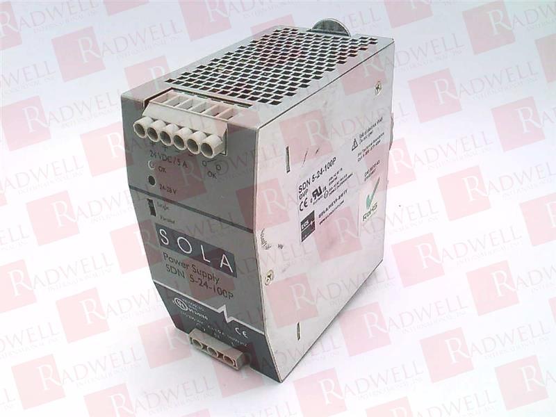 EMERSON SDN-5-24-100P 0
