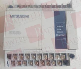 MITSUBISHI FX1N-24MT-D 0