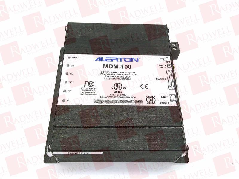 ALERTON MDM-100