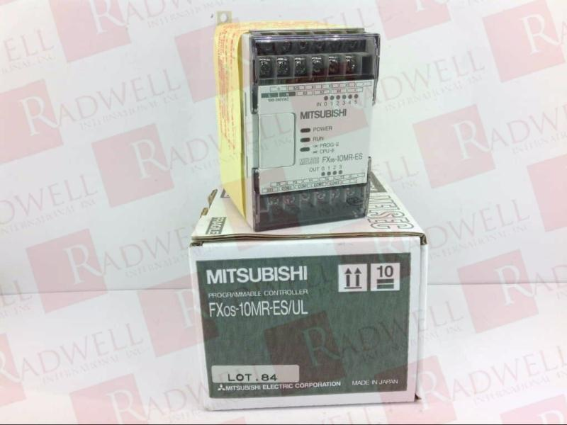 MITSUBISHI FX0S-10MR-ES/UL 1