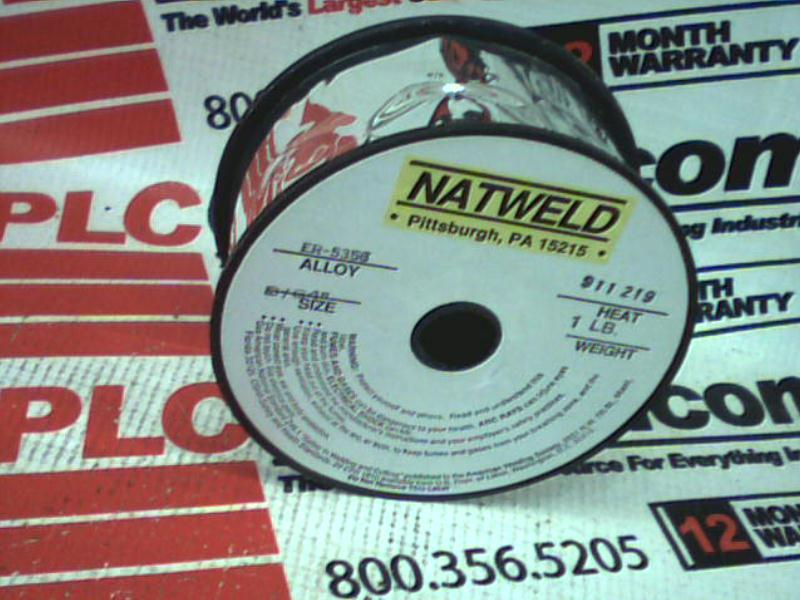 ER-5356-3/64 by NATWELD - Buy or Repair at Radwell - Radwell.com