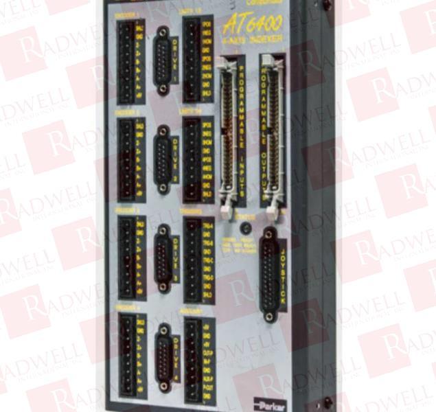 PARKER AT6400-AUX1-120V 0