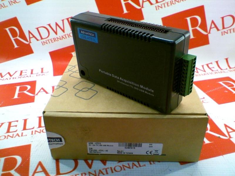 ADVANTECH USB-4751L-AE 0