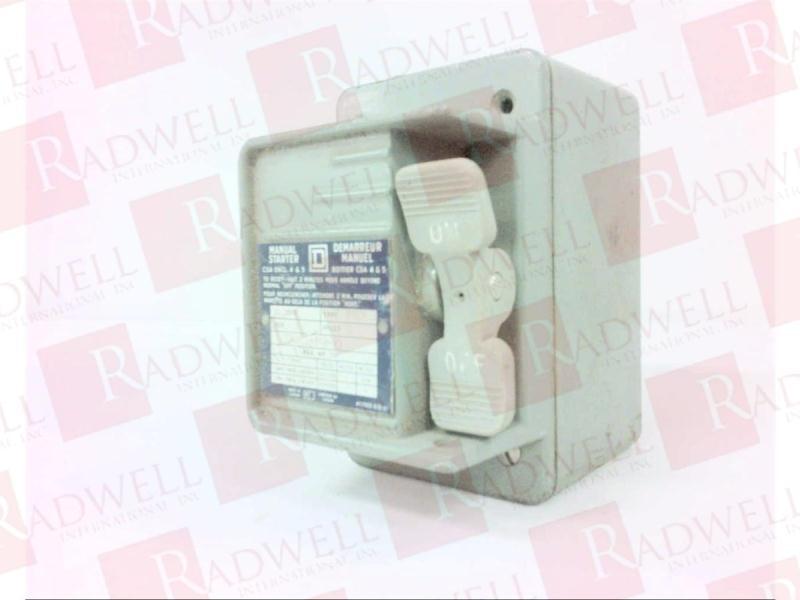 SCHNEIDER ELECTRIC 2510FW1H
