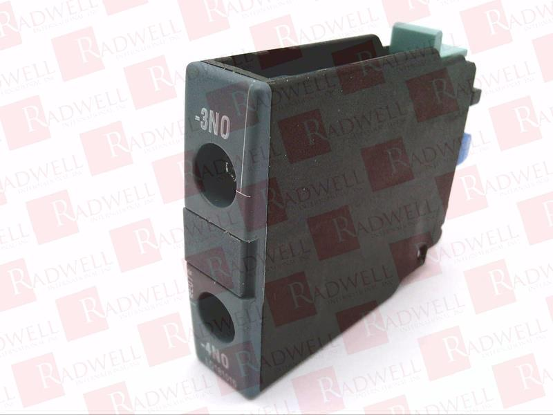 3RH1921-1CA10 Siemens NO Auxiliary contact Block 10A 240V Normally open Lot of 8