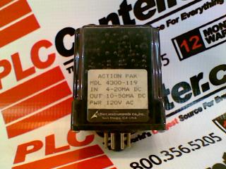ACTION INSTRUMENTS 4300-119