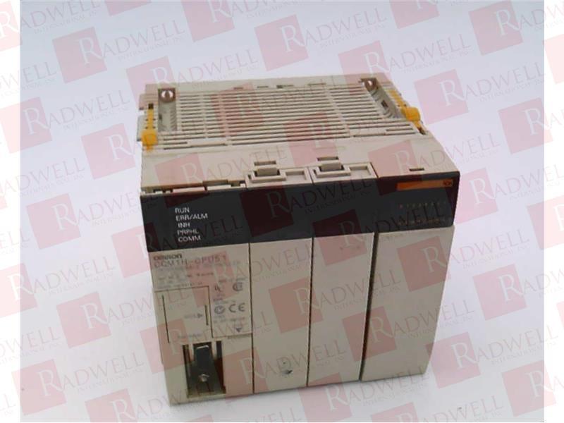 OMRON CQM1H-CPU51 2