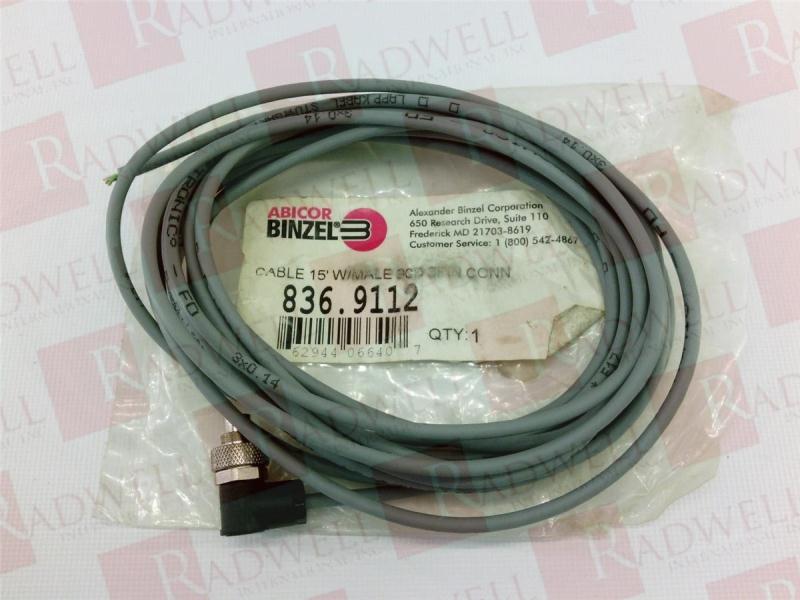 ABICOR BINZEL 836.9112