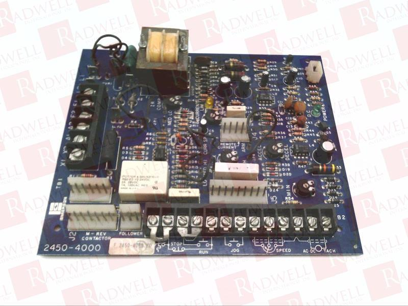 NIDEC CORP 2450-4000