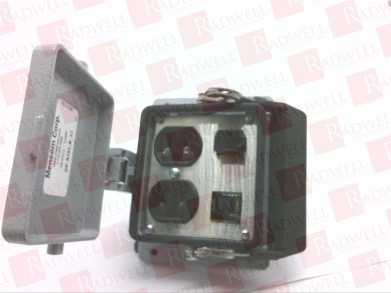 MENCOM DP-RJ45-R-32 2