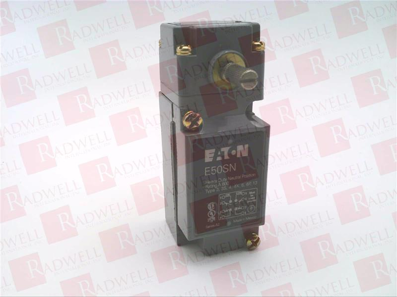 EATON CORPORATION E50NN2