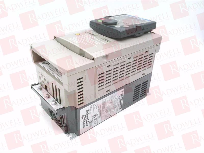 SCHNEIDER ELECTRIC ATV71HU15N4