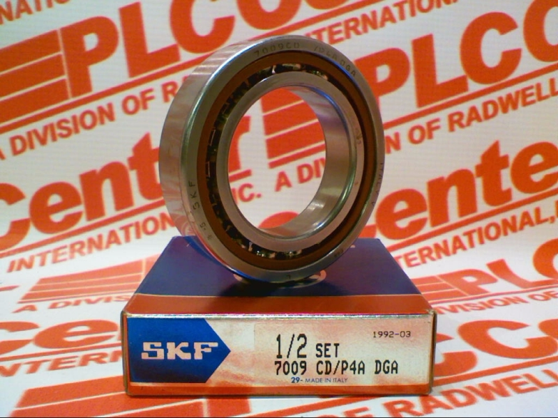 SKF 7009-CD/P4ADGA 2