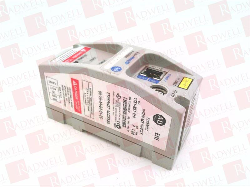 1761-NET-ENI by ALLEN BRADLEY - Buy or Repair at Radwell - Radwell com