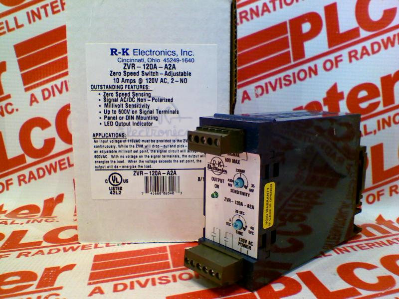 RK ELECTRONICS ZVR-120A-A2A