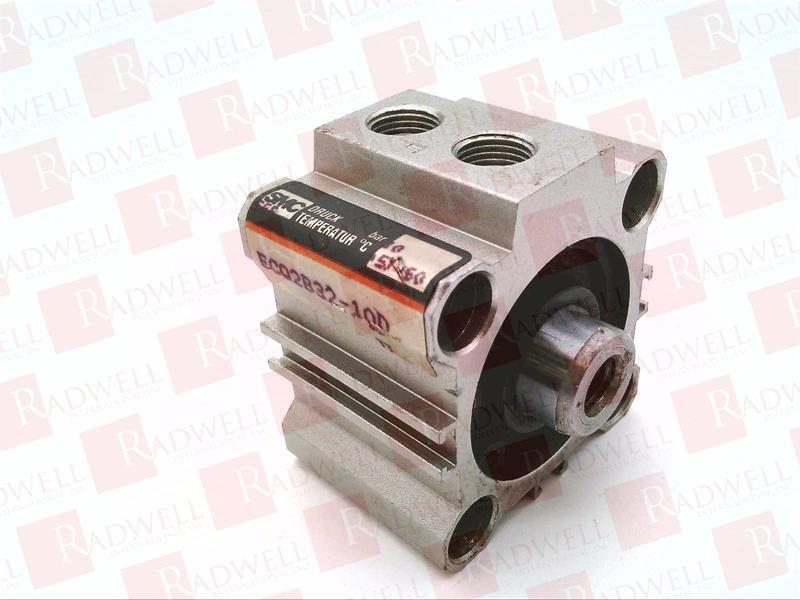 SMC ECQ2B32-10D