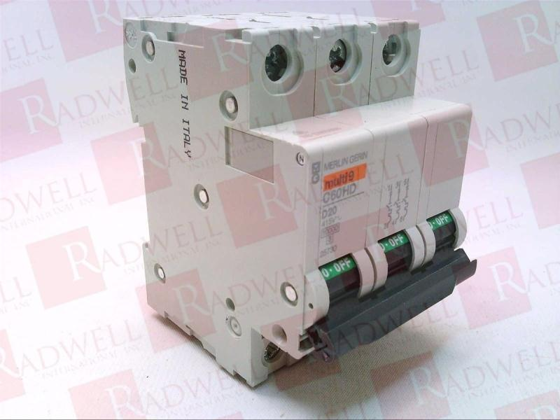SCHNEIDER ELECTRIC MG25730 1