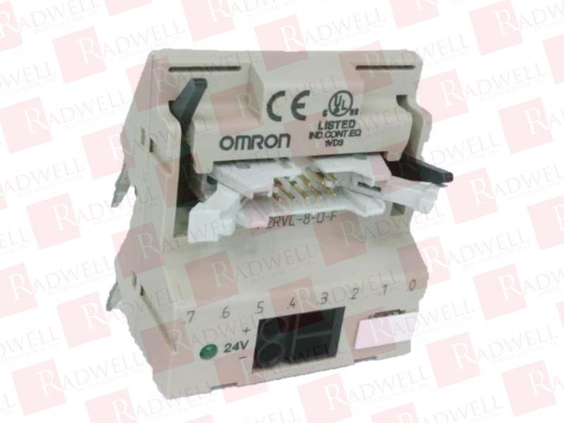OMRON P2RVC-8-O-F