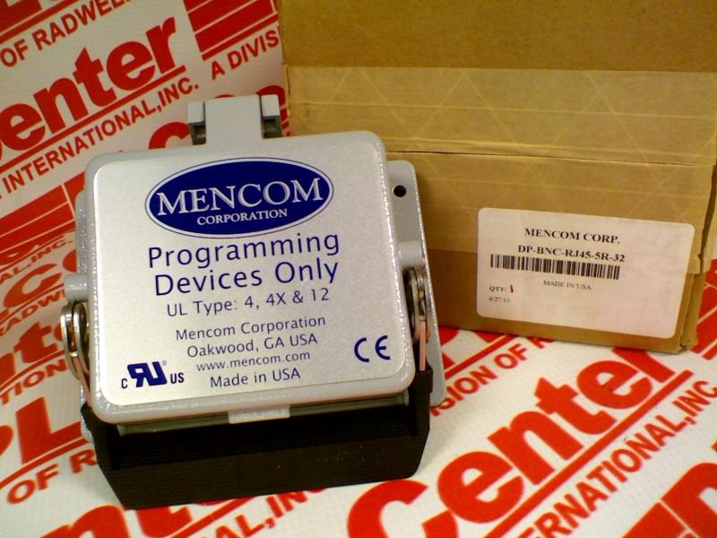 MENCOM DP-BNC-RJ45-5R-32