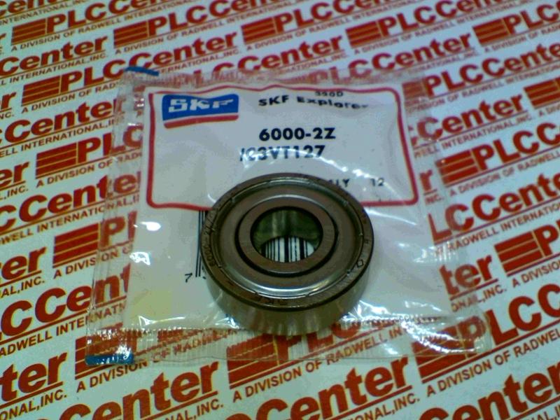 SKF 6000-2Z/C3VT127