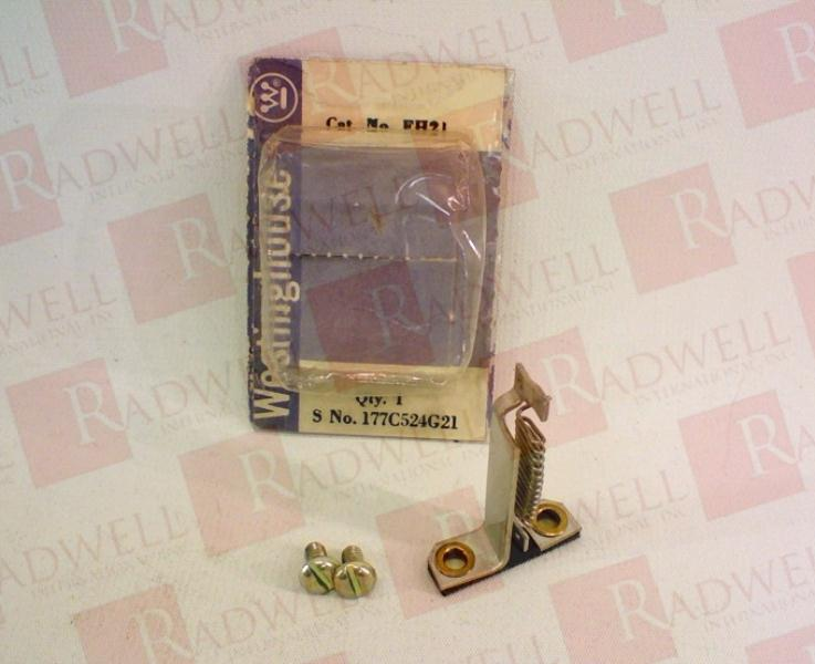 WESTINGHOUSE THERMAL OVERLOAD HEATER ELEMENT UNIT   NEW  FH34